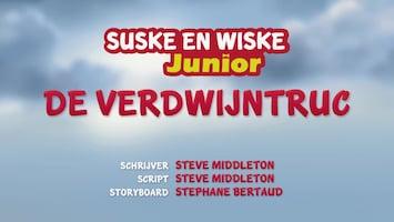 Suske En Wiske Junior - De Verdwijntruc