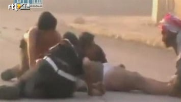 RTL Nieuws Roep om sancties tegen Syrië