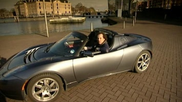 RTL Autowereld Tesla Roadster