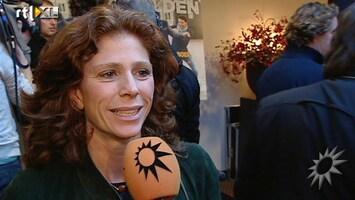 RTL Boulevard Barbara Barend over haar zwangere vrouw