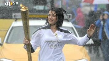 RTL Nieuws Britten weten het zeker: Olympische Spelen worden kletsnat