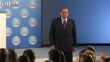 RTL Nieuws Berlusconi prijst Mussolini