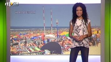 RTL Weer Buienradar Update 22 juli 2013 10:00 uur
