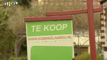 RTL Nieuws Vraagprijs van veel huizen is te hoog