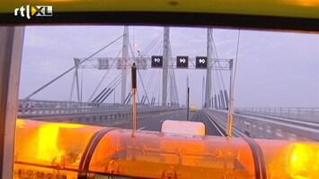 RTL Nieuws Nieuwe Waalbrug A50 geopend
