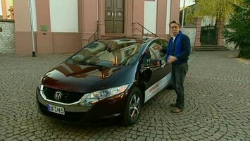 Gek Op Wielen Honda FCX Clarity