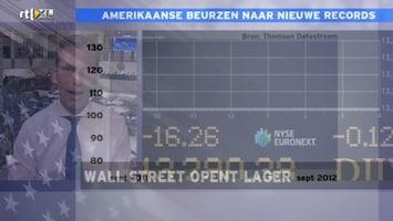 RTL Z Opening Wallstreet Afl. 180