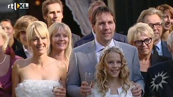 RTL Boulevard Henk en Marianne Timmer trouwden