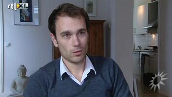 RTL Boulevard Edgar Wurfbain heeft koolstofmonoxide vergiftiging