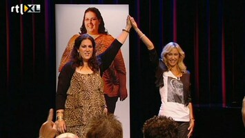 Obese - Het Resultaat Van De Metamorfose Van Natascha