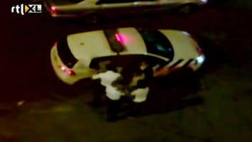 Editie NL Weer filmpje van geweld politie