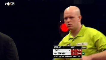 Rtl 7 Darts: Premier League - Afl. 9