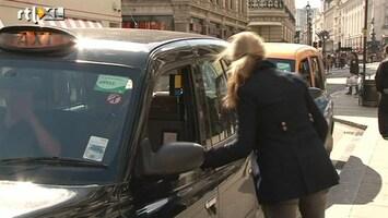 RTL Nieuws Londense taxi's vrezen de Spelen