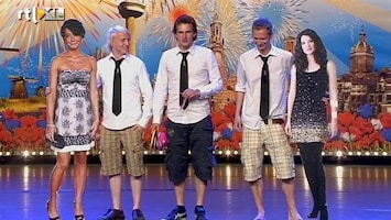 Holland's Got Talent Exclusief: Spa Geel
