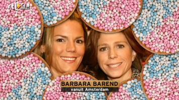 RTL Boulevard Barbara Barend wordt weer moeder