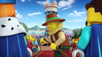 LEGO Nexo Knights Snipverkouden