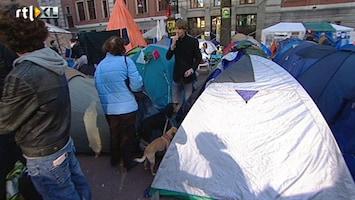 RTL Nieuws Occupy-beweging breidt zich snel uit