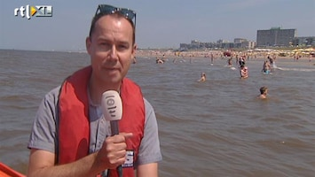 RTL Nieuws Druk weekend voor reddingsbrigades