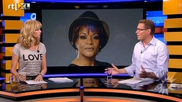 RTL Boulevard Ruth Jacott opgelicht