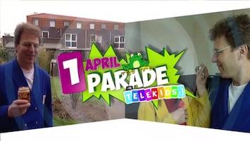 1 April Parade - Boete