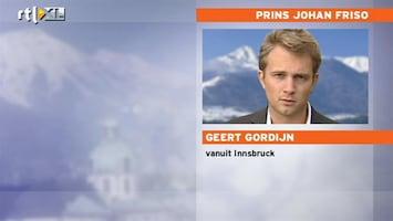 RTL Nieuws Artsen geven toelichting op toestand Friso