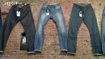 RTL Nieuws Nederlandse jeans wereldberoemd