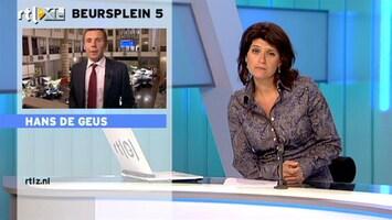 RTL Z Nieuws 17:30 Uitgebreide beursupdate: Slechte cijfers over Amerikaanse economie