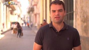 RTL Nieuws VS Verkiezingsspecial: hoofdpijndossier Cuba