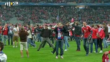RTL Nieuws Feest in München; verdriet in Dortmund