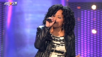 The Voice Of Holland - Manouchka Dongen - Mirrors