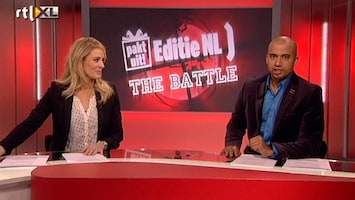 Editie NL Editie NL - The Battle afl. 3