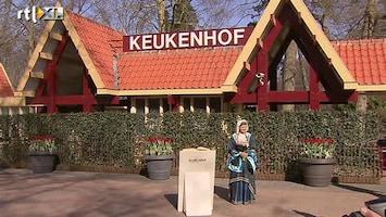 RTL Nieuws Recordaantal toeristen naar Nederland