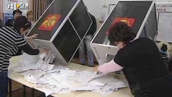 RTL Nieuws Partij Poetin krijgt forse dreun