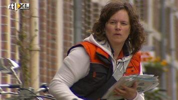 RTL Nieuws Banen weg bij PostNL; postbodes gespaard