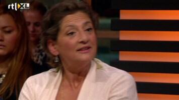 """RTL Late Night """"Het is heerlijk om een prijs te winnen"""""""