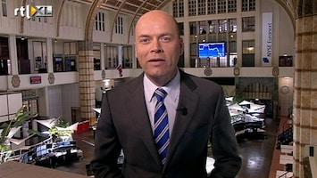 RTL Z Nieuws 17:00 Beurzen zakken hard weg door tegenvallende dienstensector VS