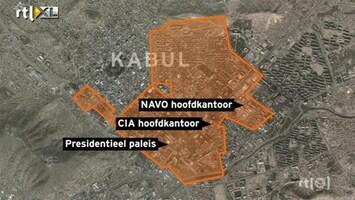 RTL Nieuws Taliban valt presidentieel paleis in Kabul aan