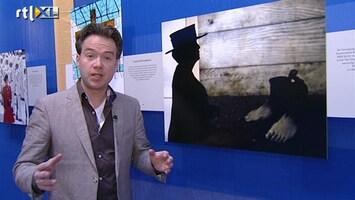 RTL Nieuws ANP opent fototentoonstelling Onze Koningin