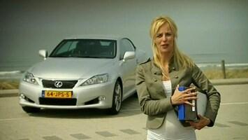RTL Autowereld Cabriospecial: Lexus IS 250C