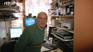 RTL Nieuws Van den Berg maakte zelf kinderporno
