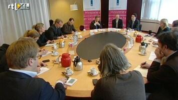 RTL Z Nieuws Zorgen oppositie over bezuinigingen sociale werkplaatsen