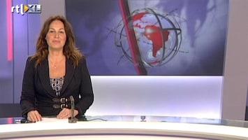 RTL Nieuws Extra uitzending stranden Catshuisberaad