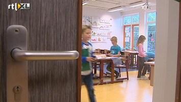 RTL Nieuws 'Gewone onderwijs kan bijzondere leerlingen niet aan'