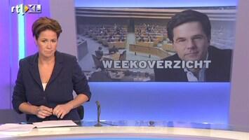 RTL Nieuws Weekoverzicht 12 nov t/m 18 nov