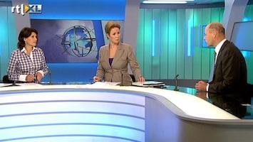 RTL Z Nieuws De Jager: Griekse schade moeten we beperkt houden voor belastingbetaler