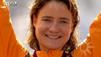RTL Boulevard Marianne Vos pakt Goud
