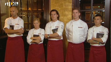 """Topchef Tegen Sterrenchef """"aflevering 1"""" - Chefs Kiezen Brigade"""