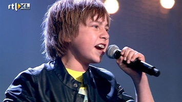 The Voice Kids Jesse - Somebody To Love
