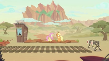 My Little Pony Sounds of silence