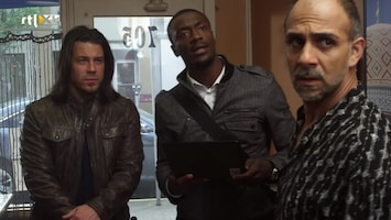 Leverage - The Reunion Job